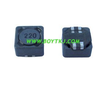 供应贴片式共模电感BTRHB74贴片功率电感图片