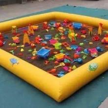 供应充气儿童玩沙池充气城堡决明子草籽,各种款式充气城堡儿童玩水水池