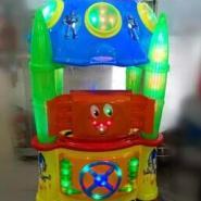 晋城长治火箭投币摇摇机游戏弹珠机图片