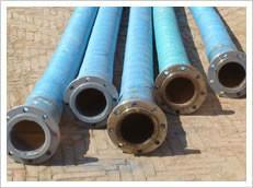 景县华北专业生产钢丝胶管图片