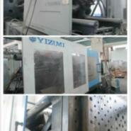 06年日精110吨电动注塑机三台图片