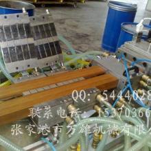 供应张家港PVC异型材生产线,PVC异型材机组,PVC型材成套生产设图片