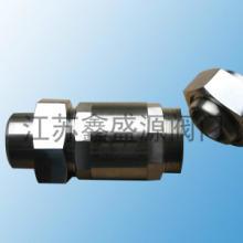 供应天然气高压阻火器图片