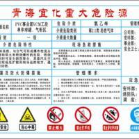钢厂安全标识牌