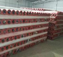 供应海南海口泵车配件耐磨臂架管销售部,钢管架配件批发