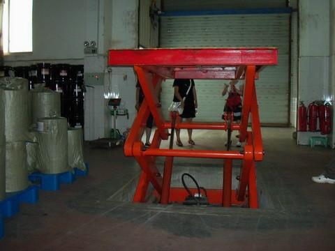 供应天津固定式升降机