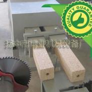 托盘脚墩设备刨花墩机械锯木屑墩机图片