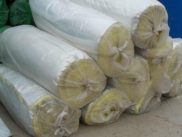 供应玻璃棉卷毡容重报价图片