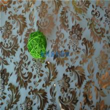 供应灯罩用烫金印花布