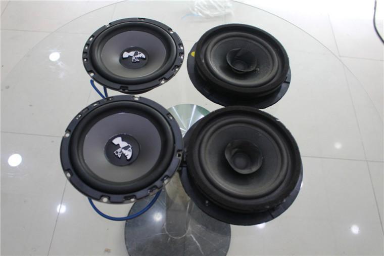给耳朵换一种听觉 索纳塔升级豪客喇叭高清图片