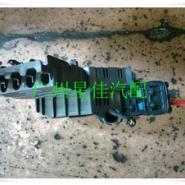 奔驰166电池正极线保险盒保险丝图片