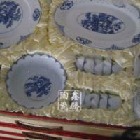 供应保鲜碗-批发-陶瓷餐具,时尚青花瓷