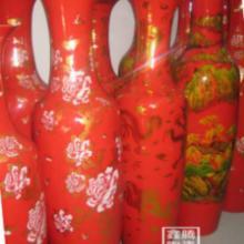 供应高档大花瓶-价格/中国红瓷大花瓶