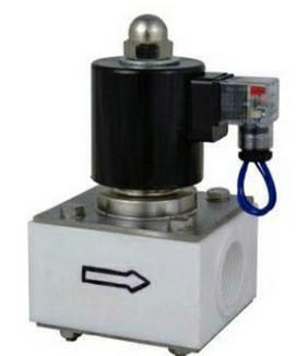 供应铸钢超高压电磁阀ZCPY 32
