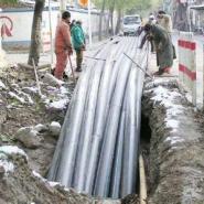 舒兰市非开挖顶管施工图片