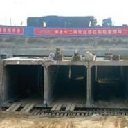 石拐矿区泥水平衡顶管施工图片