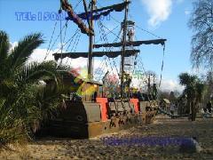 长寿区大型儿童游乐海盗船图片