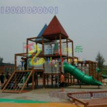 成都景区团队素质拓展器材,四川专业攀岩墙壁画绘制, 重庆九龙坡大型儿童玩具图片