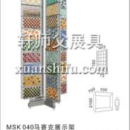 供应马赛克样品陈列架陶瓷展示柜大理石材地板砖样品展示架墙砖架