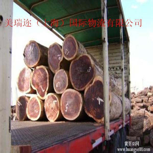 供应木材进口熏蒸代理图片