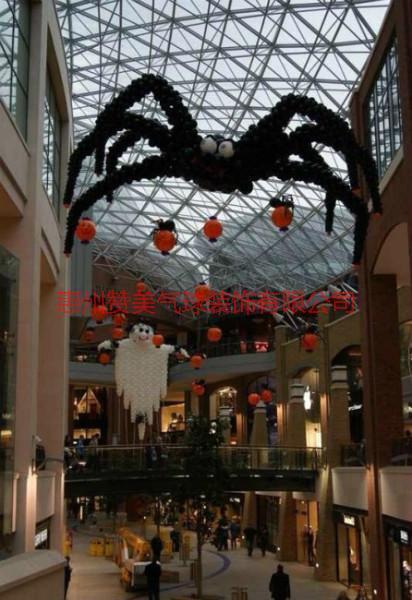 供应惠州万圣节气球装饰设计团队,惠州万圣节气球装饰设计,气球装饰