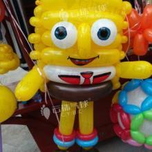 供应喜羊羊气球/羊村主题气球装饰/卡通造型制作/灰太狼气球