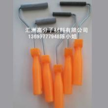 供应玻璃钢消泡专用铝铝滚铝筒 树脂压泡 螺纹 横纹铝滚 直纹滚批发