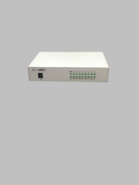 供应一光八电百兆光纤收发器/一光八电/网络摄像机专用光纤收发器