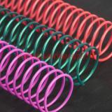 供应用于笔记本的蛇仔圈,PVC胶圈