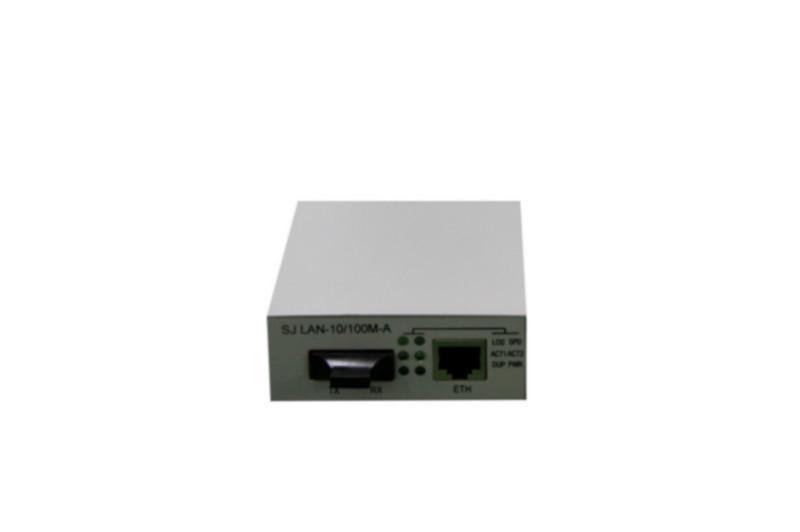10/100M光纤收发器/百兆光纤收发器/网络摄像机专用光纤收发器
