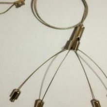 供应厂家优质钢丝绳吊线LED面板灯吊绳批发