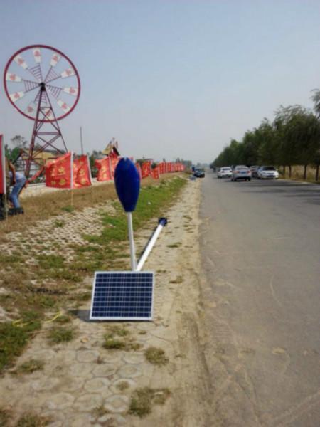 供应用于新农村建设的济宁太阳能路灯厂