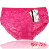 供应女士内裤女士竹纤维三角裤 女士性感蕾丝内裤舒适透气竹纤维内裤