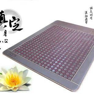 电加热玉石床垫图片