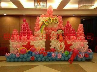供应惠州宝宝百日宴-策划-装饰-一条龙