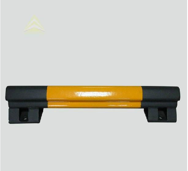 供应车位定位器挡车杆钢制定位器橡胶定位器汽车停车器挡车器多款