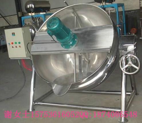供应夹层锅价格,可倾式夹层锅,卤味加工设备