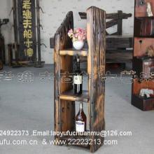 供应北京船木家具船木博古架厂家直销质量保证 老渔夫船木家具厂