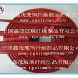 供应玻璃纤维编织硅胶防火套