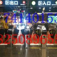 天津自助餐翼闸检票系统图片