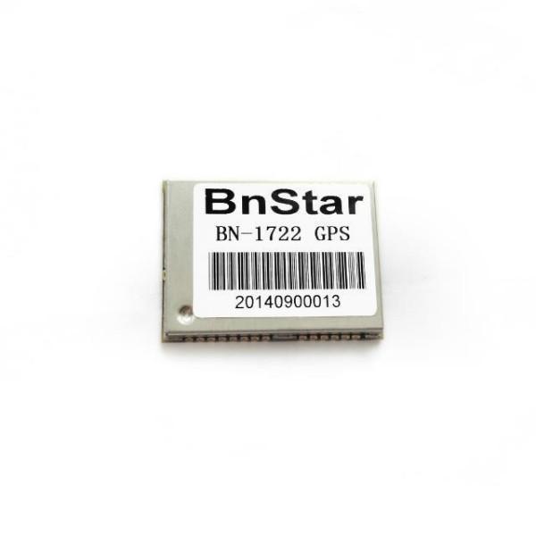冷启动超快与信号超强的GPS模块BN-1722