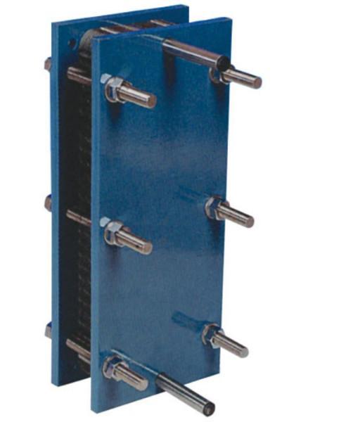 供应游泳池查理热交换器/恒温加热器BR02-8 100万Kcal厂家