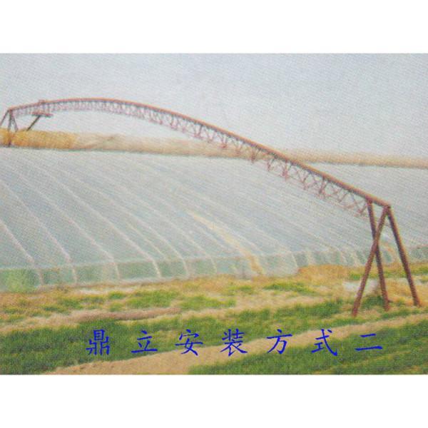 大棚卷帘机价格_鹏翔农业温室大棚卷帘机价格补贴图片视频
