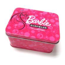 供应面膜包装铁盒化妆品包装马口铁盒