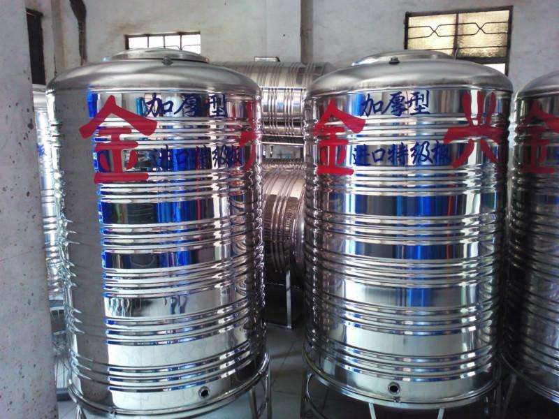 供应立式SUS304不锈钢水塔