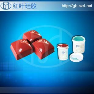指甲产品专用移印矽胶图片