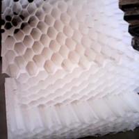 重庆斜板填料六角蜂窝斜管填料