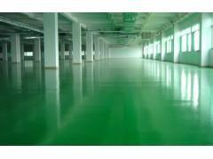 云南普洱市机场环氧自流平地坪施工图片