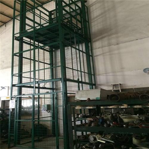 太平简易货梯,简易电动货梯,油缸直顶式简易货梯,三良机械