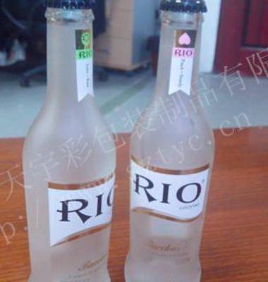 酒标签印刷图片/酒标签印刷样板图 (3)